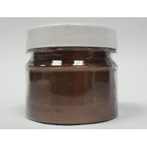 Перламутр PBROWN-411/10-60 мк коричневый Tricolor