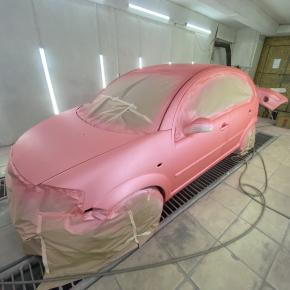 Перламутр PP/10-60 мк розовый Tricolor