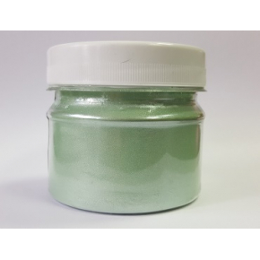 Перламутр PGW/10-60 мк светло-зеленый Tricolor
