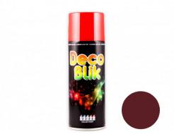 Аэрозоль универсальный Deco Blik Винно-красный RAL 3005