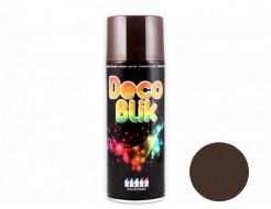 Аэрозоль универсальный Deco Blik Коричневый шоколад RAL 8017