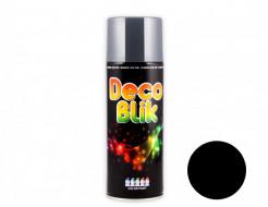 Аэрозоль универсальный Deco Blik Черный матовый RAL 9005