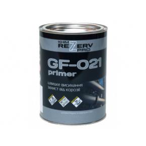 Грунт Khimrezerv Pro ГФ-021 красно-коричневый под НЦ