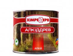 Лак алкидый Khimrezerv Pro АлкидДрев для дерева и металла