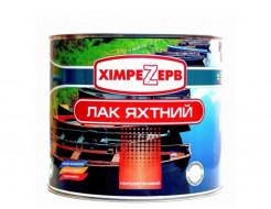 Лак полиуретановый яхтный Khimrezerv Pro полуматовый