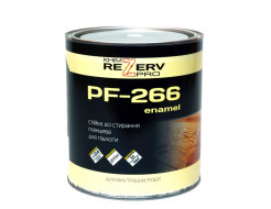 Эмаль алкидная Khimrezerv Pro ПФ-266 для пола красно-коричневая