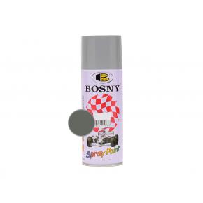 Акриловая аэрозольная краска Bosny RAL7009 серый
