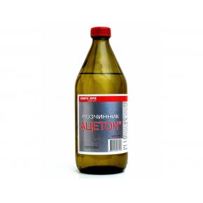 Растворитель Khimrezerv Ацетон+ без прекурсоров