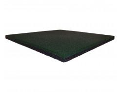 Резиновая плитка Eco Gumka 500x500x30 мм зеленая - интернет-магазин tricolor.com.ua