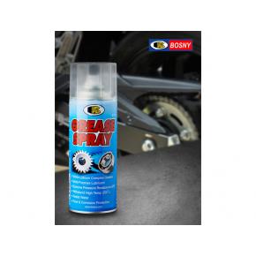 Литиевая смазка Bosny Grease Spray - изображение 2 - интернет-магазин tricolor.com.ua