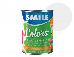 Эмаль алкидная Smile ПФ-115 Светло-серая - интернет-магазин tricolor.com.ua