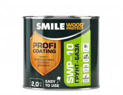 Грунт Smile Wood Protect SWP-10 для дерева