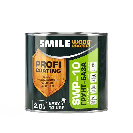 Грунт Smile Wood Protect SWP-10 для дерева