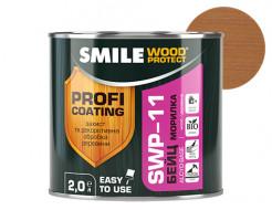 Пропитка для дерева Smile Wood Protect Бейц SWP-11 Орех