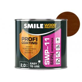 Пропитка для дерева Smile Wood Protect Бейц SWP-11 Палисандр