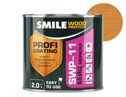 Пропитка для дерева Smile Wood Protect Бейц SWP-11 Сосна