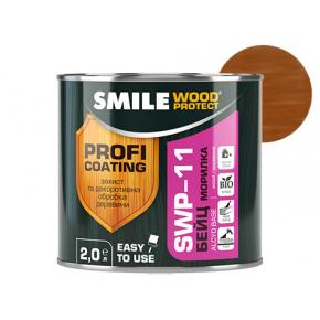 Пропитка для дерева Smile Wood Protect Бейц SWP-11 Тик