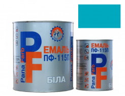 Эмаль PanaFarb ПФ-115П светло-голубая