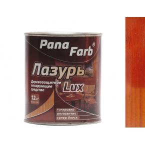 Лазурь для дерева лакирующая PanaFarb Лазурь Lux Вишня