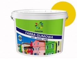 Краска резиновая Colorina для крыш Желтая RAL 1021