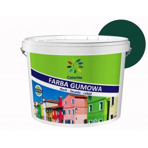 Краска резиновая Colorina для крыш Зеленая RAL 6005 - интернет-магазин tricolor.com.ua