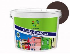 Краска резиновая Colorina для крыш Коричневая RAL 8017
