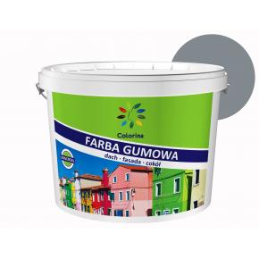 Краска резиновая Colorina для крыш Серая RAL 7046 - интернет-магазин tricolor.com.ua