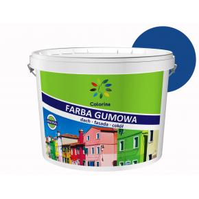 Краска резиновая Colorina для крыш Синяя RAL 5005 - интернет-магазин tricolor.com.ua