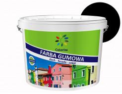 Краска резиновая Colorina для крыш Черная RAL 9017