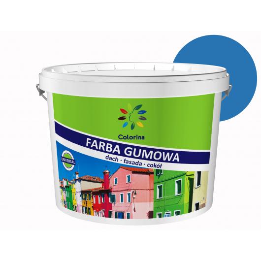 Краска резиновая Colorina для крыш Ярко-голубая - интернет-магазин tricolor.com.ua