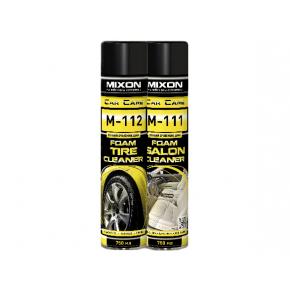 Очиститель салона Mixon М-111 пенный