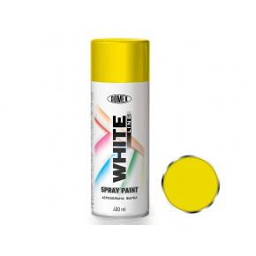 Аэрозоль акриловый Domex White line Желтый RAL 1003 - интернет-магазин tricolor.com.ua