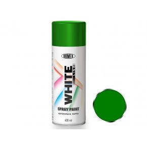 Аэрозоль акриловый Domex White line Темно-зеленый RAL 6005 - интернет-магазин tricolor.com.ua
