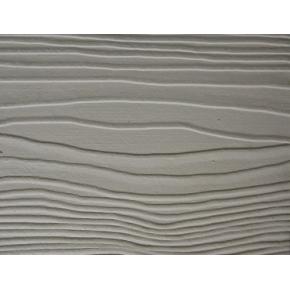 Фиброцементная доска ZEDER бело-кремовая RAL 9001